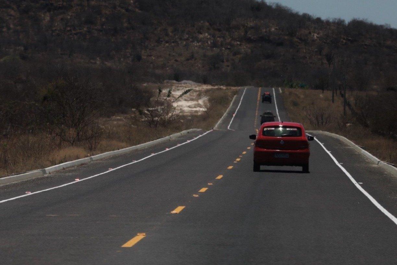 Nova rodovia PE-460 é inaugurada em Salgueiro, no Sertão de Pernambuco