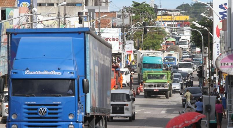 Trânsito Abreu e Lima
