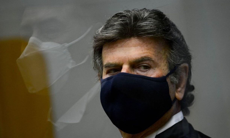 Fux marca para quarta-feira julgamento sobre afastamento de senador após ser flagrado com R$ 30 mil na cueca