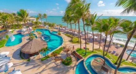 Ocean Palace Jampa Eco Beach Resort ocupará 43,8 mil m2