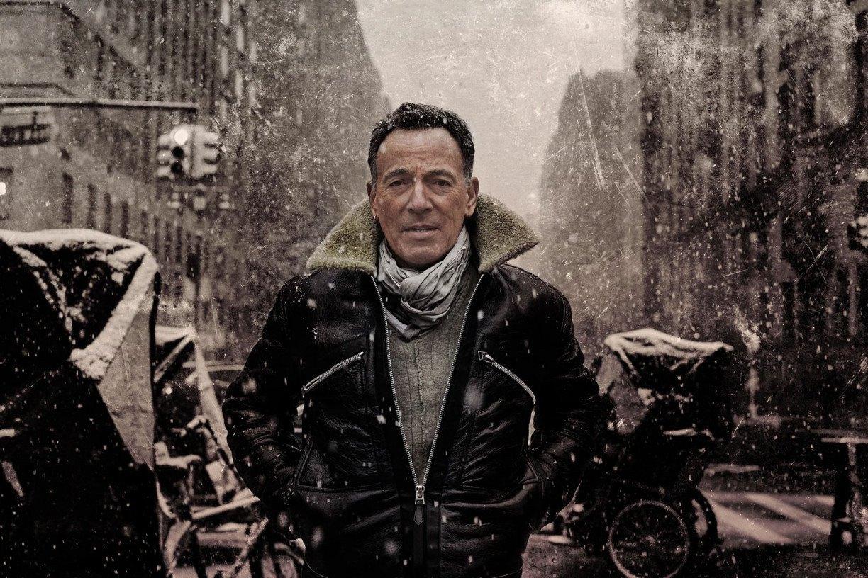 Bruce Springsteen lança disco de inéditas gravado durante pandemia