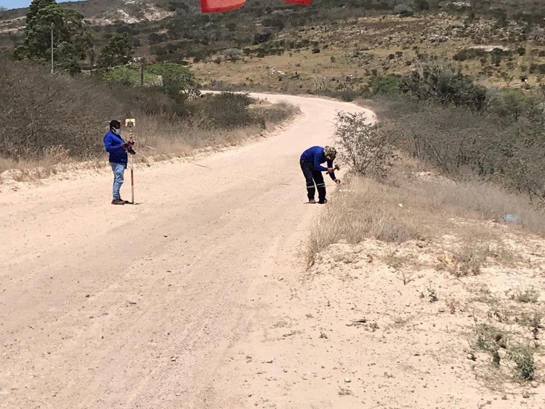 Obras de pavimentação do trecho final da PE-193 são iniciadas no Agreste de Pernambuco