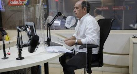 Candidato a prefeito de Paulista, Geraldo Pinho Alves Filho (Avante)