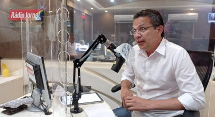 Candidato a prefeito de Paulista, Fábio Barros (PDT)