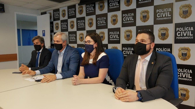 Operação da Polícia Civil prende 24 pessoas no Recife e Região Metropolitana