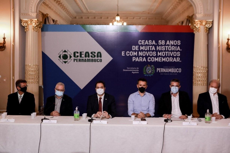 Ceasa-PE vai passar por obras de ampliação e reforma; investimento é de R$ 3,4 milhões