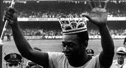 Pelé, o Rei do Futebol, completa 80 anos na sexta (23)