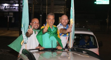 Candidato a prefeito do Recife, Coronel Feitosa (PSC)