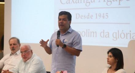 Mendonça Filho é homenageado pelo Caxangá Ágape