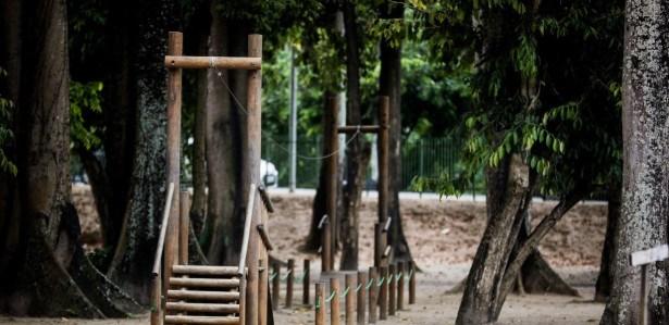 Parque - Lazer - Diversão - Espaços públicos - Convívio social - urbano