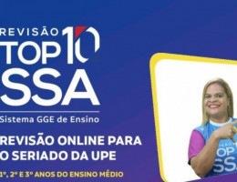 De olho na UPE, Sistema GGE de Ensino lança o Curso de Revisão TOP 10 SSA
