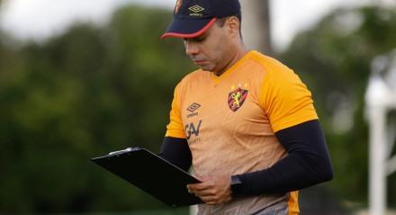 Jair Ventura, técnico, Sport