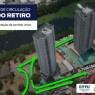 O trânsito ao redor da Ilha do Retiro será alterado a partir da quinta-feira (29)