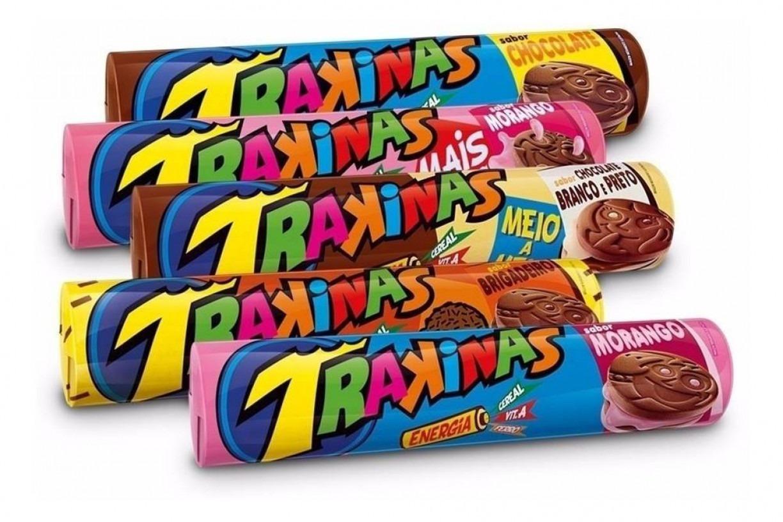 Biscoito Trakinas volta a ser vendido em Pernambuco