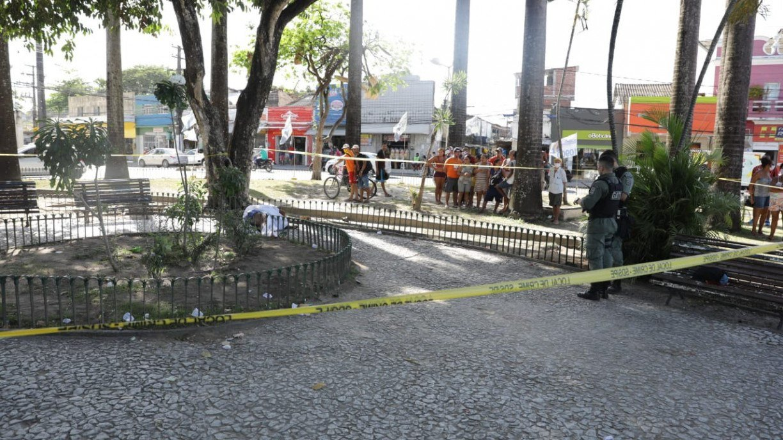 Mulher é assassinada em praça no bairro de Beberibe, no Recife