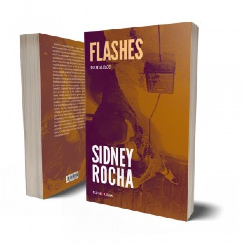 Flashes encerra trilogia Cromane de Sidney Rocha