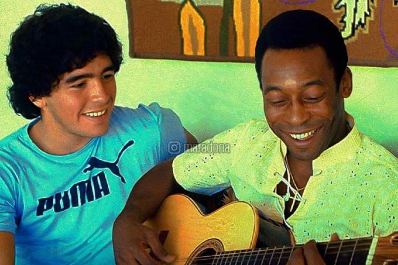 REPRODUÇÃO/INSTAGRAM @maradona