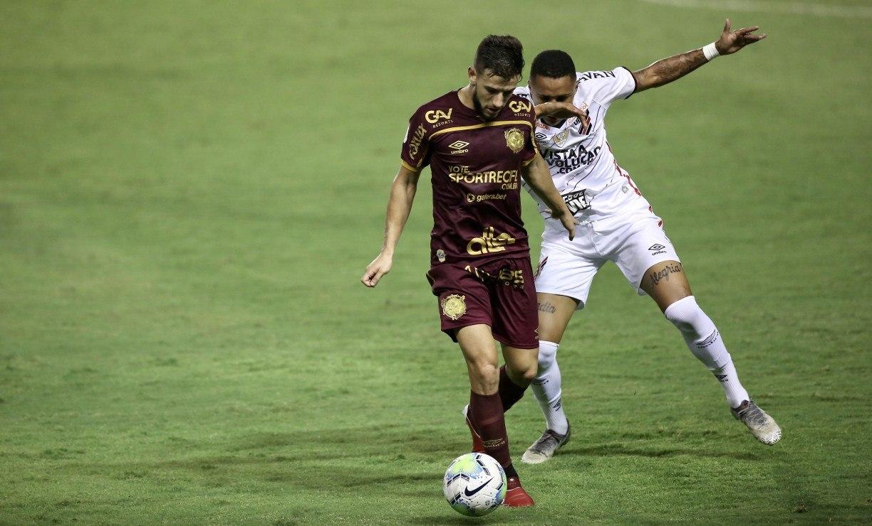 Barcia garante confiança diante do São Paulo para o Sport voltar a vencer na Série A