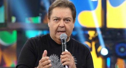 Fausto Silva, apresentador e comunicador brasileiro
