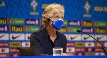Pia Sundhage convocou a seleção feminina de futebol para amistosos contra Argentina