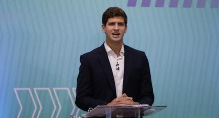 João Campos participa do Debate da TV Jornal