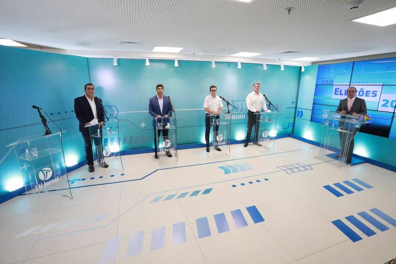 Checamos: os erros e acertos dos candidatos à prefeitura de Caruaru no debate da TV Jornal