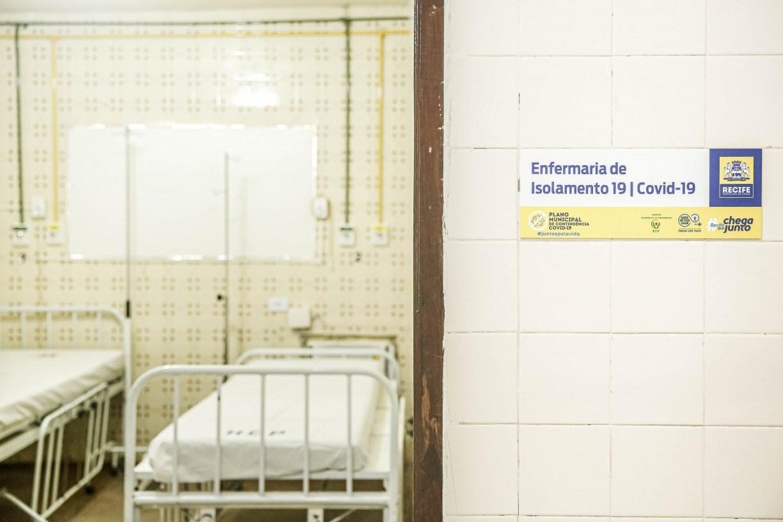 Pernambuco abrirá mais 199 leitos para covid-19 até o final de dezembro