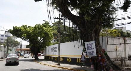 Foto: Leo Motta/JC Imagem Data: 04-12-2018 Assunto: CIDADES - Local do assassinato -  Projeto Uma por Uma. Caso de feminicídio em acidente de trânsito. Vítima Patrícia. Palavras-chaves: Projeto - Mulher - Vítima - Feminicídio
