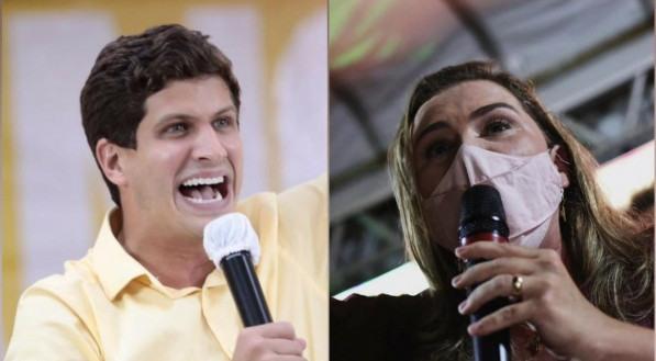 FELIPE RIBEIRO/BRENDA ALCÂNTARA/JC IMAGEM