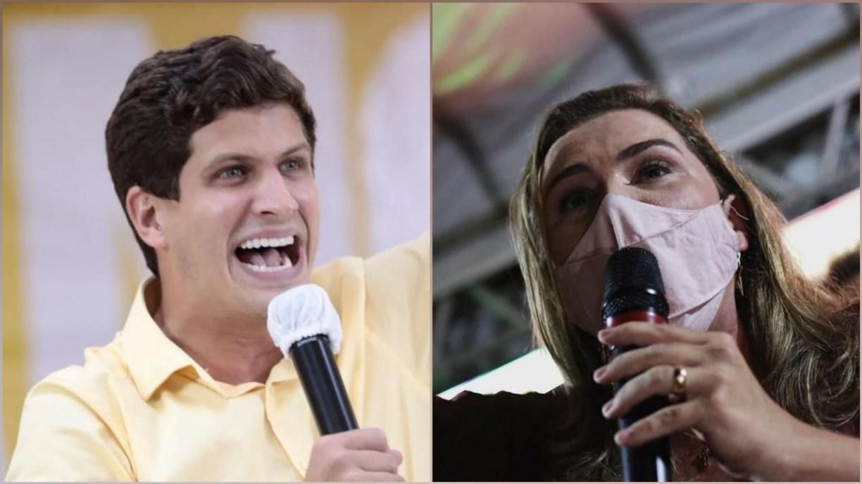 João Campos e Marília Arraes entram com mais de 100 processos na Justiça Eleitoral por