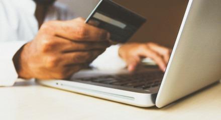 Compras onlines registraram aumento durante a pandemia