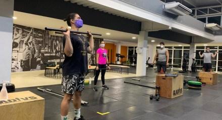 Desafio de 30 incentiva praticantes de atividades físicas na mudança de estilo de vida