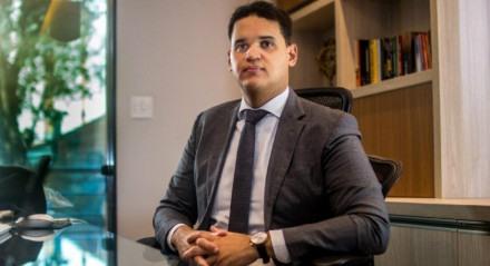 Candidato à presidência do Santa Cruz pela chapa Pro Santa, o advogado André Frutuoso reafirma eleição em 14 de dezembro