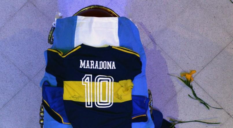 PRESIDÊNCIA DA ARGENTINA/ESTEBAN COLLAZO/AFP