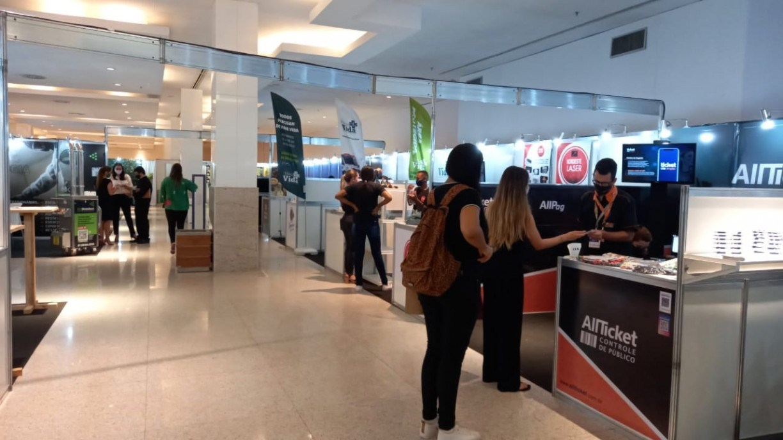 Soluções para promover eventos seguros à mostra no RioMar