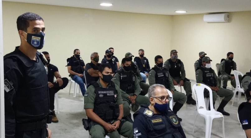 Divulgação/Policia Civil