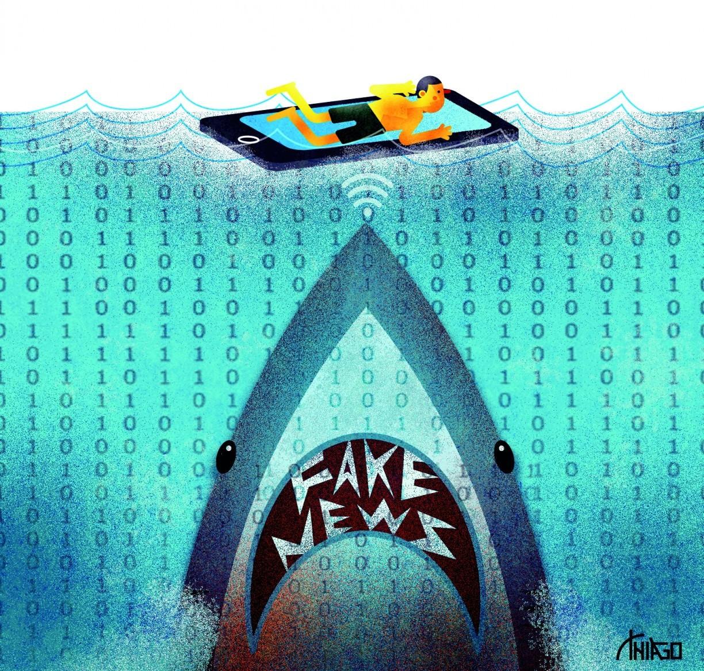 Especialista explica se 'fake news' pode caracterizar crime