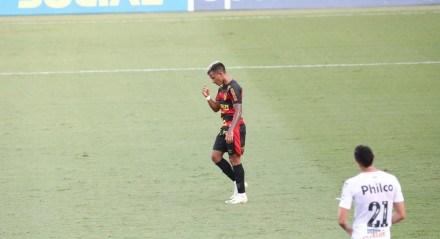 Santos x Sport