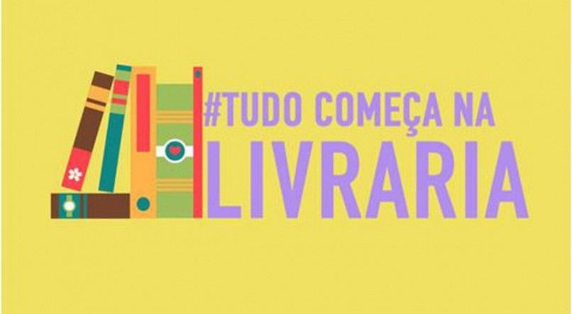 Divulgação livraria Loyola
