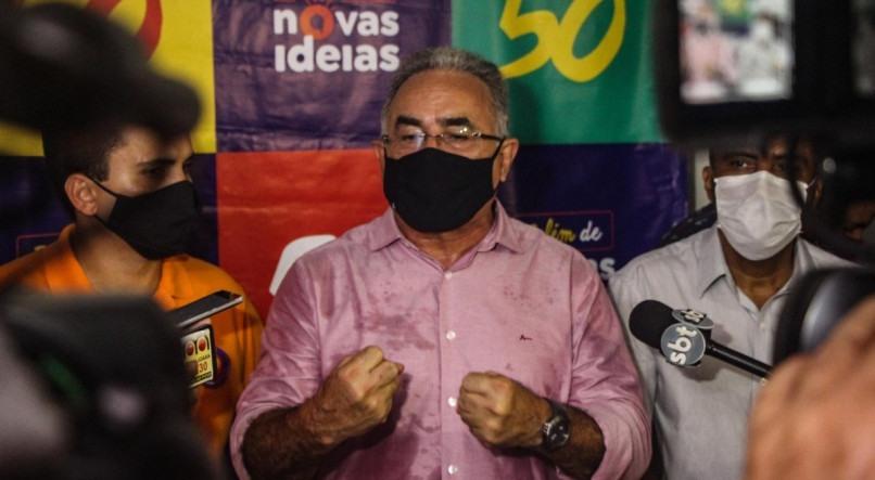 MARX VASCONCELOS /FUTURA PRESS