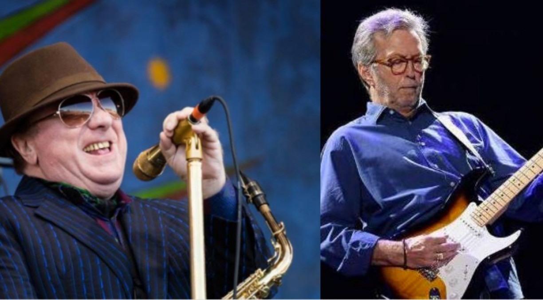 Eric Clapton grava canção contra isolamento social
