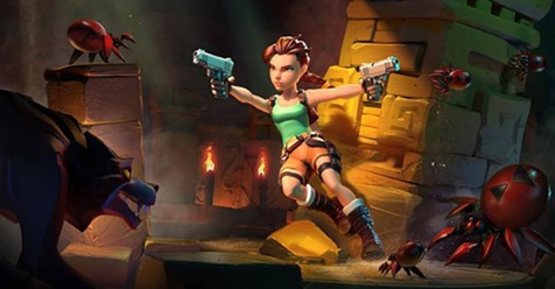 Lara Croft ganha visual clássico em jogo mobile Tomb Raider Reloaded
