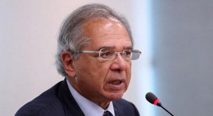 (Brasília - DF, 02/12/2020) Palavras do Ministro de Estado da Economia, Paulo Guedes. Foto: Marcos Corrêa/PR