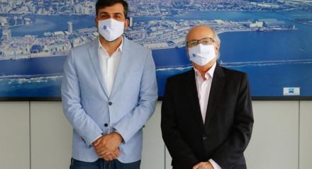 Villar renuncia ao cargo, em função das dificuldades impostas pela covid-19, uma vez que faz parte do grupo de risco