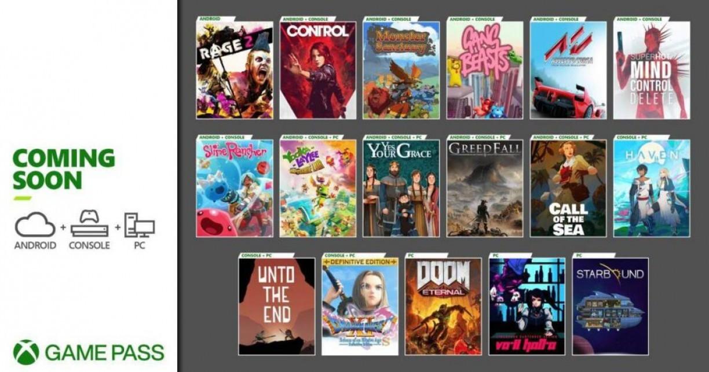 Xbox Game Pass oferece 14 jogos em dezembro