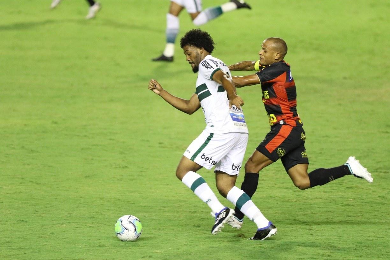 Jair Ventura quer Sport mantendo desempenho diante do Grêmio