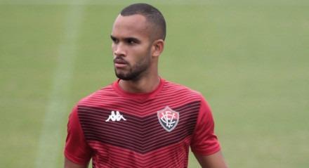 João Victor é considera titular absoluto do Vitória-BA no Campeonato Brasileiro da Série B