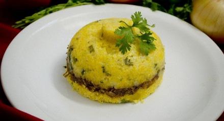 A comida é tradicional no nordeste brasileiro
