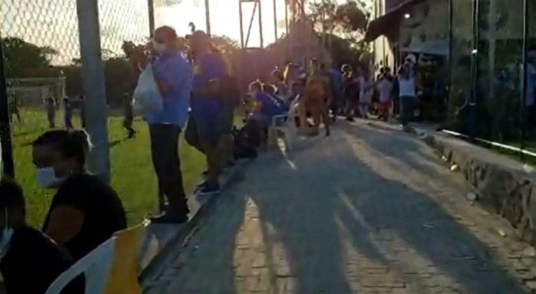 Procon interdita Retrô PE por descumprir decreto e promover aglomeração em torneio de futebol