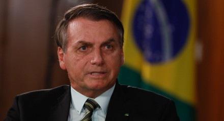 """""""Lutaremos sempre para proteger a vida dos inocentes!"""", afirmou Bolsonaro"""